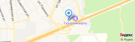Магазин нижнего белья на карте Апрелевки