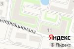 Схема проезда до компании Amadey в Павловской Слободе