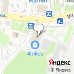 Магазин салютов Павловская слобода- расположение пункта самовывоза