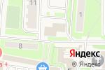 Схема проезда до компании Здоровье Фарм в Павловской Слободе