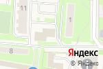 Схема проезда до компании Магазин окон в Павловской Слободе