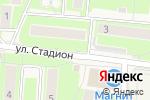 Схема проезда до компании Киоск по продаже фруктов и овощей в Павловской Слободе