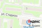 Схема проезда до компании Киоск по продаже мяса в Павловской Слободе