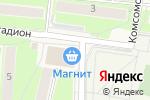 Схема проезда до компании Осьминог в Павловской Слободе