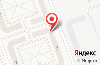 Схема проезда до компании Аккорд. Smart-квартал в Митькино