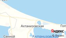 Отели города За Родину на карте