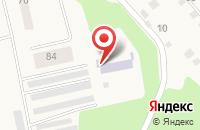 Схема проезда до компании Детский сад №24 в Ложках