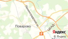Отели города Ложки на карте