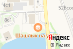 Схема проезда до компании Киоск фастфудной продукции в Крекшино