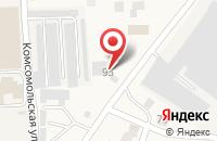 Схема проезда до компании Торговая компания в Надовражино