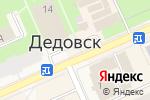 Схема проезда до компании Alko Save в Дедовске