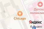 Схема проезда до компании Цветочный магазин в Дедовске