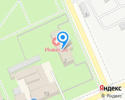 Схема местоположения почтового отделения 143530