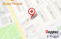 Схема проезда до компании Лилия в Надовражино