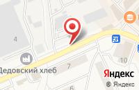 Схема проезда до компании Автостоянка в Надовражино
