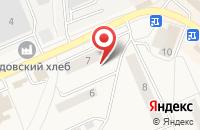 Схема проезда до компании Приоритет в Надовражино