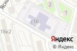 Схема проезда до компании Детский сад №14-2 в Чёрной