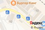 Схема проезда до компании Qiwi в Дедовске