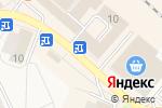 Схема проезда до компании Красно золото в Дедовске