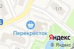Схема проезда до компании Магазин ивановского текстиля в Дедовске