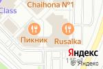 Схема проезда до компании Долгоруковъ в Новинках