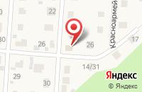 Схема проезда до компании Почтовое отделение №141560 в Алабушево