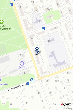 МАГАЗИН АВТОЗАПЧАСТЕЙ ФОТОН на карте Дубны