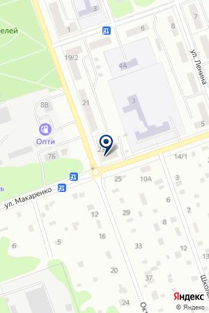 МАГАЗИН ОХОТНИЧЬИХ ПРИНАДЛЕЖНОСТЕЙ ВАДИМ на карте Дубны