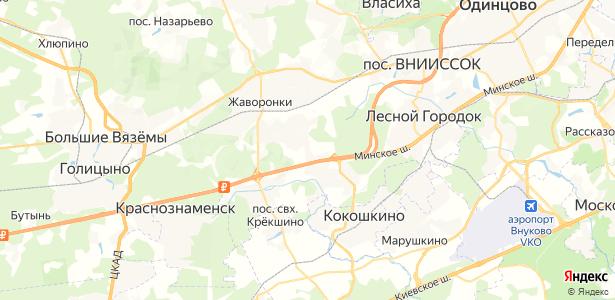 Ликино на карте