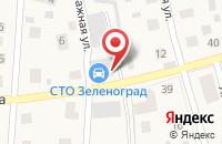 Схема проезда до компании Поли-пайп.ру в Алабушево
