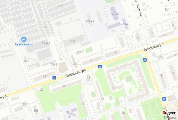 купить квартиру в ЖК Тверская 16