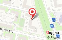 Схема проезда до компании Нахабино Ясное в Чёрной