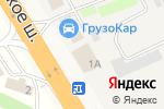 Схема проезда до компании Строительный магазин в Радумле