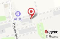 Схема проезда до компании Промышленный парк Одинцово-1 в Ликино