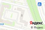 Схема проезда до компании ЛСР. Недвижимость-М в Чёрной