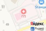 Схема проезда до компании Мособлмедсервис, ГБУ в Андреевке
