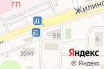 Схема проезда до компании Киоск по ремонту обуви в Андреевке