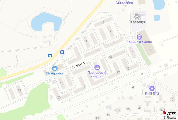 продажа квартир Павловский квартал