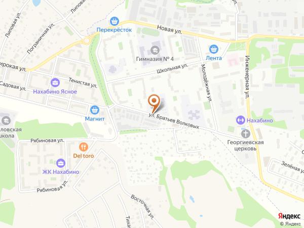 Остановка Школьная улица, 15 (Московская область)