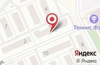 Схема проезда до компании Павловский квартал в Лобаново