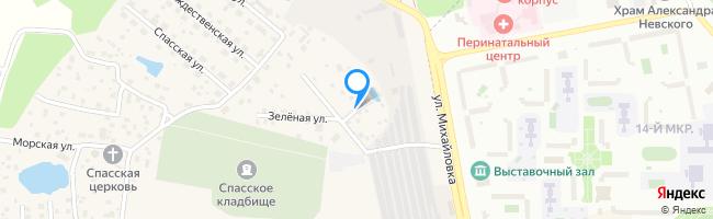 Вишнёвая улица (г. Зеленоград)