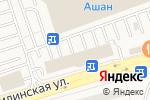 Схема проезда до компании O`Lala в Андреевке
