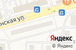 Схема проезда до компании Релакс в Андреевке