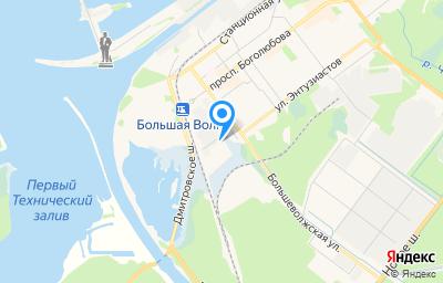 Местоположение на карте пункта техосмотра по адресу Московская обл, г Дубна, ул Луговая, д 31 стр 1