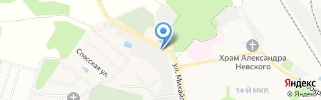 Старт НОУ на карте Андреевки