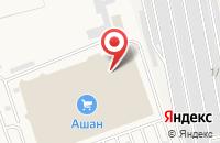 Схема проезда до компании Золотая Корона в Андреевке