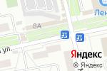 Схема проезда до компании Избёнка в Нахабино