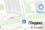 Схема проезда до компании Магазин фастфудной продукции в Нахабино