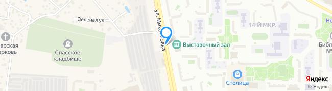 улица Михайловка