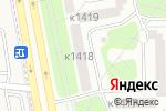 Схема проезда до компании Реконструкция и развитие+ в Москве